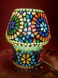 Coloured Lamp