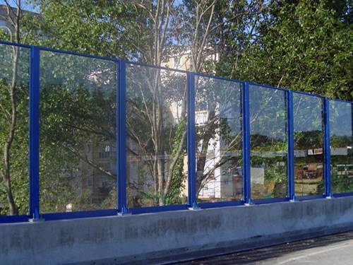 Noise Barriers Manufacturer From Greater Noida