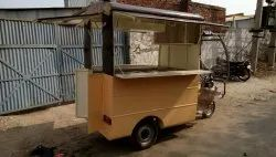 Battery Operated Food Cart