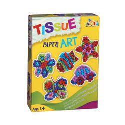 Tissue Paper Art Board Games