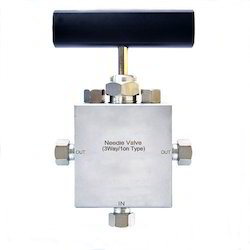 Ultra High Pressure Needle Valve