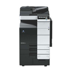 Konica Minolta Bizhub 758 MFD Machine, Paper Capacity: Maximum 300 Sheets