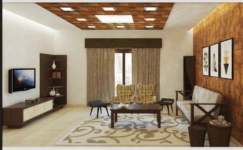 Delightful Interiors Design For Hall