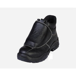 Udyogi Safety Buff Leather Shoe
