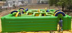 Inflatable Puzzel Bouncy