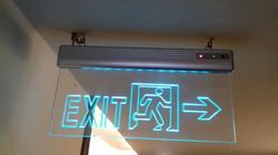 Fire Exit Light