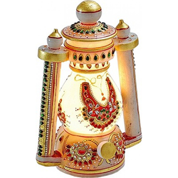Antique Marble Lantern