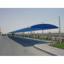 Steel Parking Shed