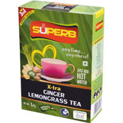 X-Tra Ginger Lemongrass Tea