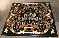 Antique Marble Inlay Table Top