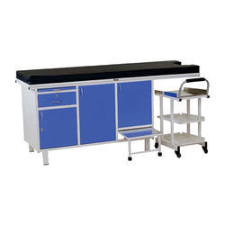 SS Frame Gynae Examination Couch