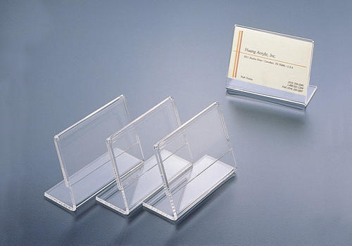 Acrylic business card holder manufacturer from new delhi colourmoves