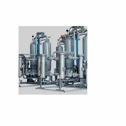 Biogas Purification Plant