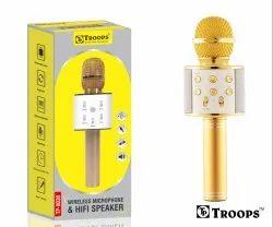 Troops Tp-9030 Wireless Microphone