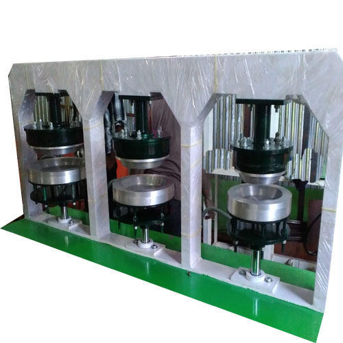 Automatic Areca Plates Making Machine