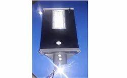 Grey LYRA-S-W LED Solar Street Light, Voltage: 14.08 VDC