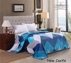 New Castle Blankets (Rosepetal)