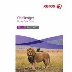 Challenger Xerox Paper
