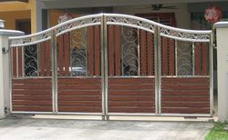 grills and gates stainless steel gate manufacturer from chennai