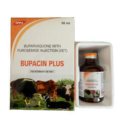Buparvaquone with Furosemide Injection