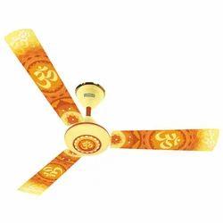 Luminous God Bless Ceiling Fan
