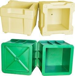 Plastic Cube Mould