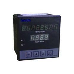 Flow Rate Indicator Cum Totalizer