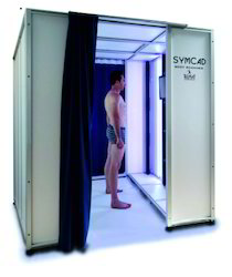 Compact 3D Body Scanner SYMCAD III Model CX20