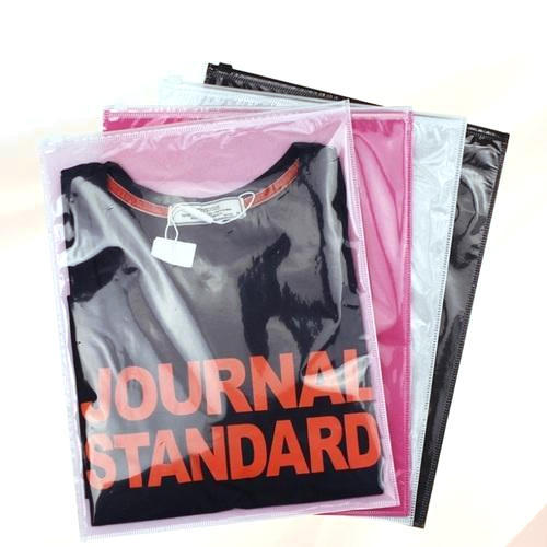 T Shirt Packaging Bag Shirts Transpa Ng Bags Manufacturer From Panipat