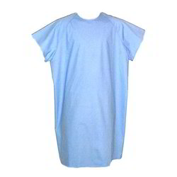 Patient Gown With Sterile