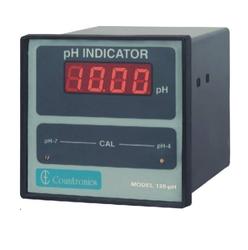 Model 120-pH Indicator (Panel Mounted LED Type)