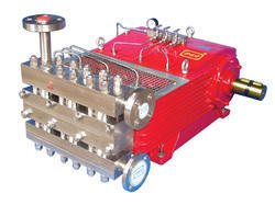 Triplex Plunger Water Injection Pump