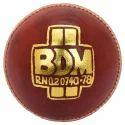 BDM Dynamic Power Cricket Leather Ball