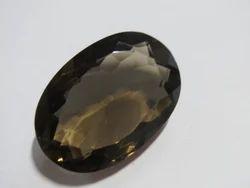 Smokey Quartz Loose Faceted Semi Precious Gemstones