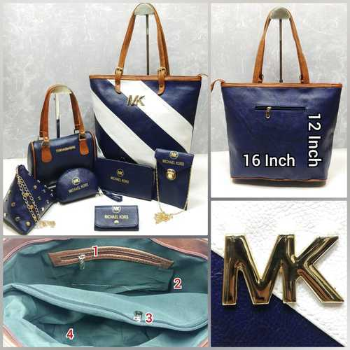 698c85bf0e Michael Kors Ladies Hand Bag - Michael Kors Set Of Seven Hand Bags Wholesale  Trader from Mumbai