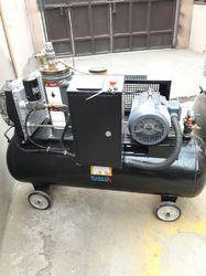 Tank Mounted Screw Air Compressor