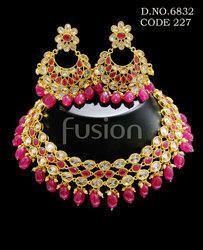 Indian Antique Necklace Set