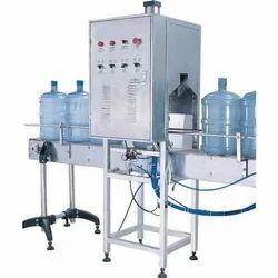 Water Jar Filling Machines