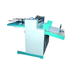 Automatic Paper Creasing Machine