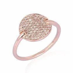 Natural Diamond Wedding Ring