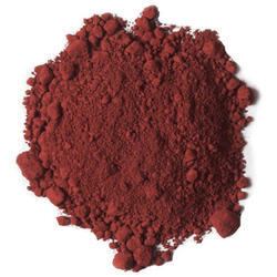 Red Iron Oxides
