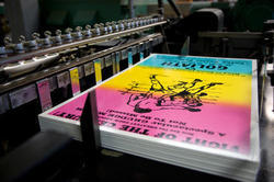 Poster Printing Services - Multicolor