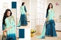 V Neck Padmini Salwar Suit