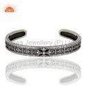 Antique Design 925 Silver Cuff Bracelet