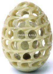 Soapstone Undercut Egg