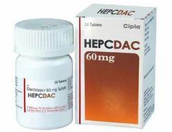 Hepcdac Tablet