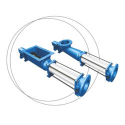 Screw Pump for Food Industries