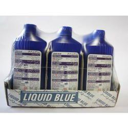 Clothes Blue Liquid