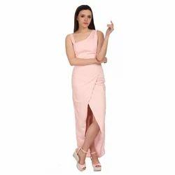 Cotton Designer Long Dress