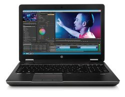 HP Mobile Workstation Z Book 15